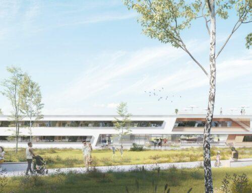 Schwimmende Unternehmenszentrale der viadonau – Planungswettbewerb 1. Platz