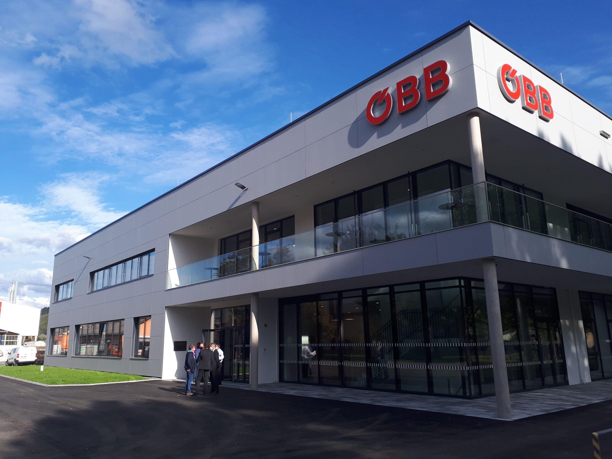 ÖBB-Lehrwerkstätte Knittelfeld