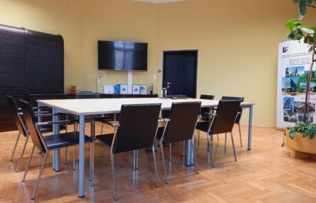 Meeting room ground floor