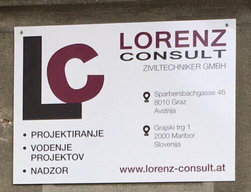 Lorenz Consult goes Slowenien