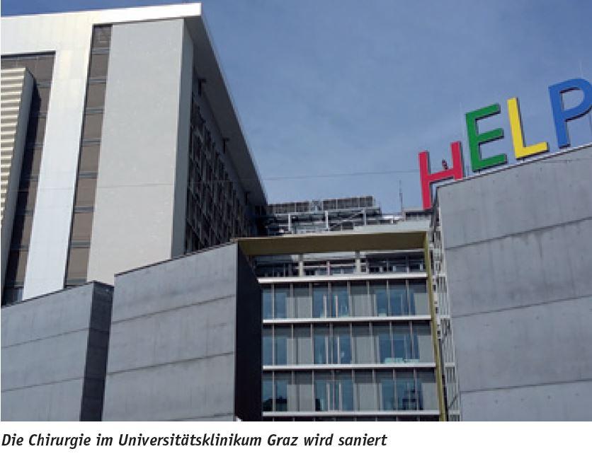 Hospital planning TGA