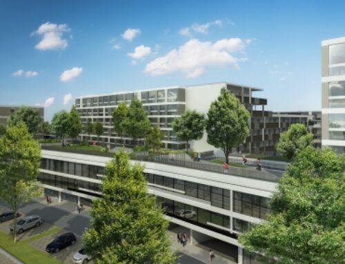 Wohnquartier Brauquartier Puntigam Bauabschnitt 02, Graz