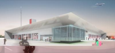 Hochbau: Neubau Feuerwache 1, Flughafen Wien