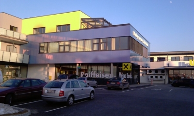 Neubau Ortszentrum Laßnitzhöhe, Schwarzl Immobilien GmbH