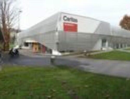 New building school centre Graz, Caritas