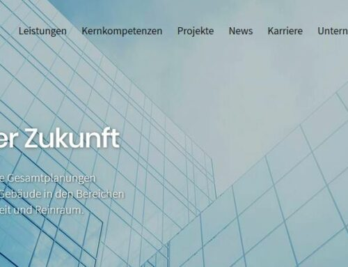 Neues Jahr – Neue Homepage!