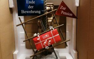Pensionierung Hr. Gerhard Hörzer
