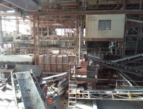 RHI-Magnesita, Hochfilzen plant – kiln line DO2