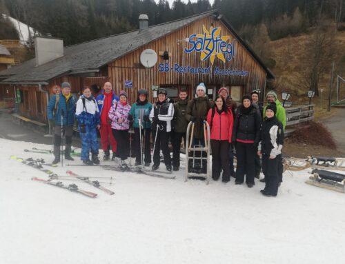 Skiing day 2020 Salzstiegl