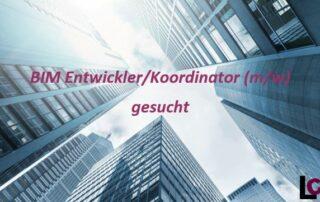 BIM Entwickler/Koordinator