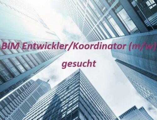 BIM Developer/Coordinator