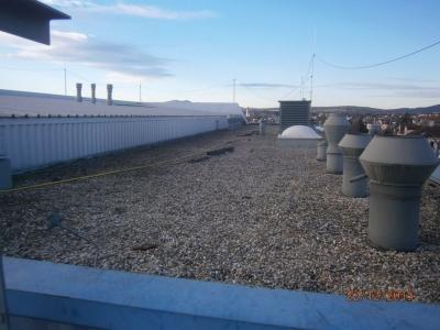Dach- und Fassadensanierung Geb. 060+080, Boehringer Ingelheim Austria