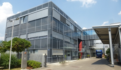 Expansion of R&D stage 5, Lactosan GmbH & Co. KG
