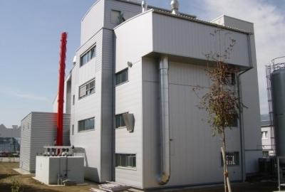Erweiterung Produktion Ausbaustufe 4, Lactosan GmbH & Co. KG