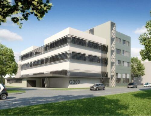 Entwurf Werkstättengebäude Wien, Boehringer Ingelheim Austria