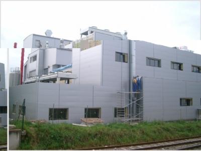 Erweiterung Produktion Ausbaustufe 3, Lactosan GmbH & Co. KG