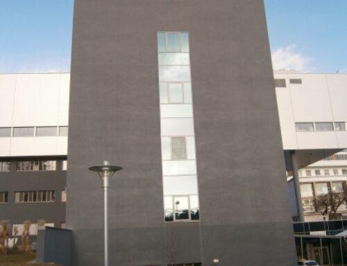 Neubau Universitätsblutbank, Univ. Klinikum Graz