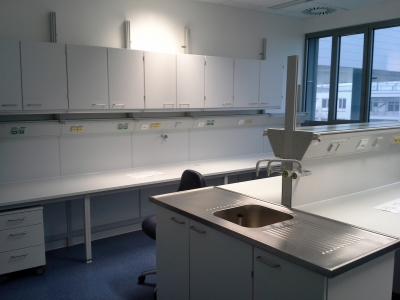 PCR Laboratory Blood Bank, LKH Graz
