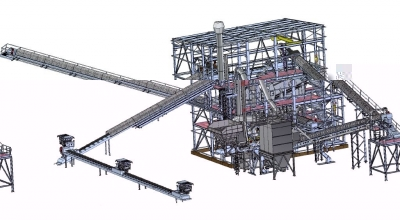 Processing plant, Carinthia