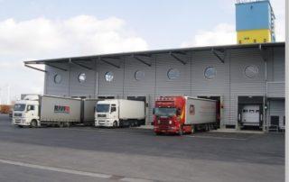 Werkserweiterung Eilsleben, Schaumann Holding GmbH