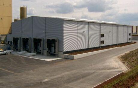 Stahlbauplanung-Werkserweiterung-Feuchtwangen-Schaumann