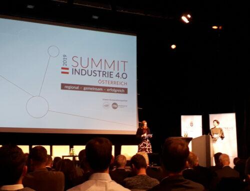 Summit Industrie 4.0 Österreich – Veranstaltungsrückblick