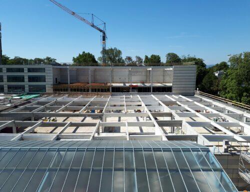 Umbau ÖBB Zentrallehrwerkstätte Wien, Hebbelplatz