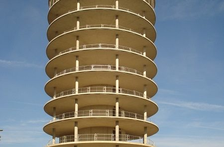 Eröffnung Science Tower, Graz