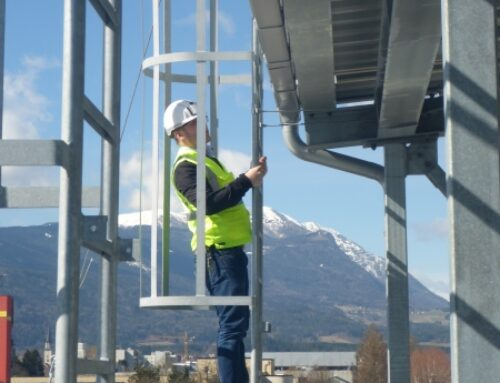 Preliminary inspections at 3M in Villach