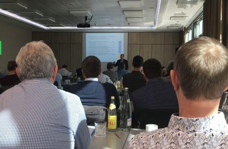 MLT-Biosafety-Tagung - Veranstaltungsrückblick