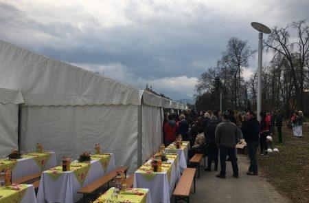 Spatenstichfeier am Klinikum Klagenfurt