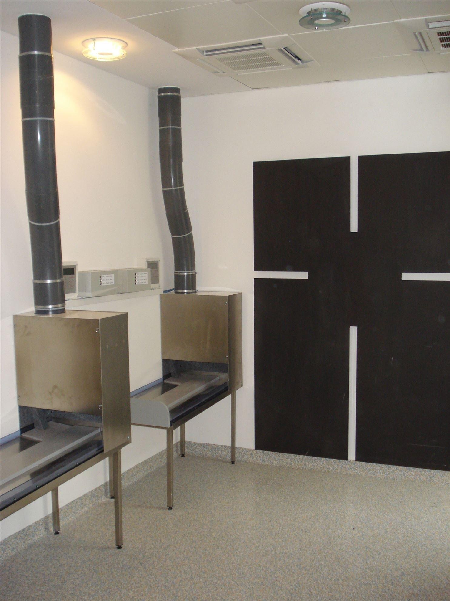 Superordinate infrastructure, Stmk. Krankenanstalten