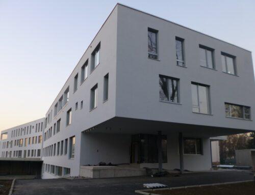 Zu- und Umbau A-Gebäude, Landesnervenklinik Sigmund Freud Graz