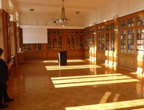 Sanierung Direktionsgebäude, LKH Graz