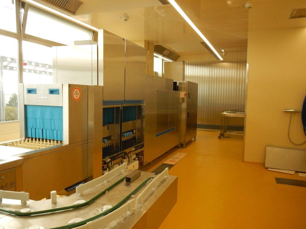 Erweiterung Speisesaal Kinderklinik, LKH Graz