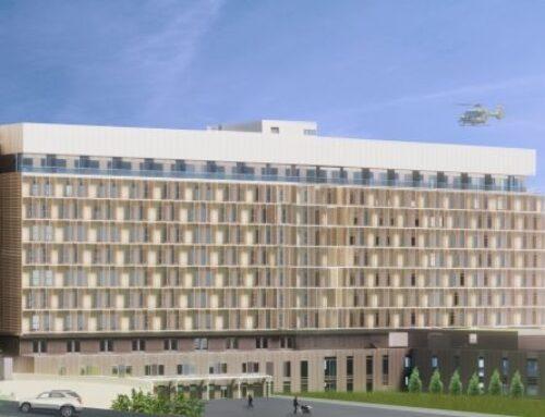 Zielplanung Chirurgiekomplex 2020, Bauetappe 2, LKH Graz