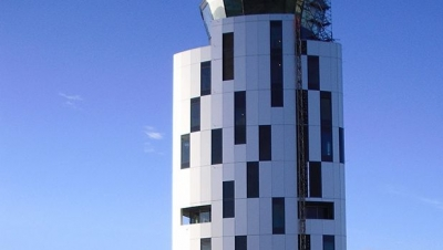 New building Tower Air Base Zeltweg